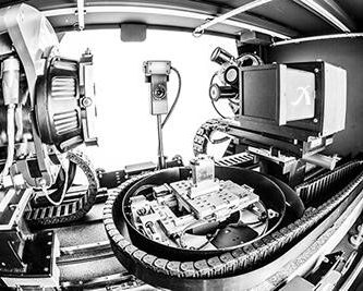 Image of a Zeiss 160 KvP Versa 510 microscope at the University of Southampton